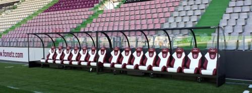 Bancs FC Metz